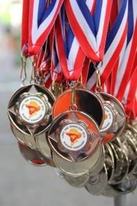 Onze medailles
